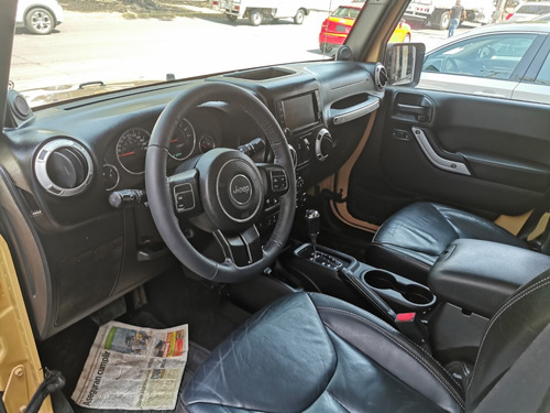jeep wrangler sahara unlimited impecable 2014