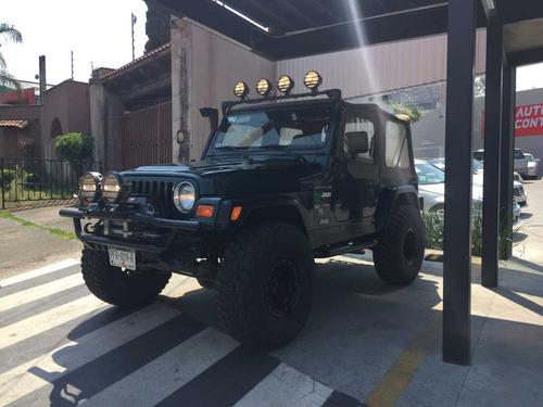 jeep wrangler se mt 2001