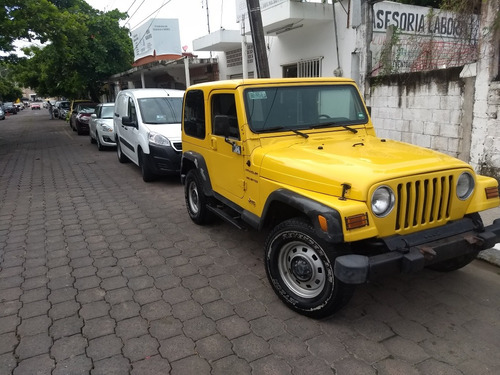 jeep wrangler se mt 2002