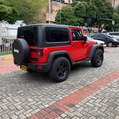 jeep wrangler sport 2014 automatico