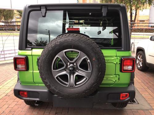 jeep wrangler sport 2019 verde mojito