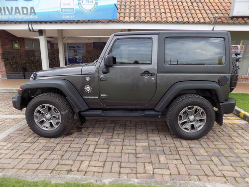 jeep wrangler sport 3.6 at 4x4 2puertas dual