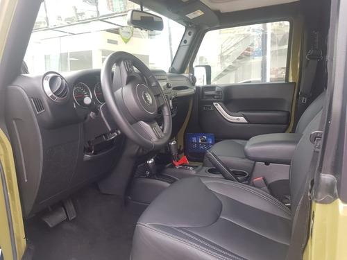 jeep wrangler sport 3.6 v6 284cv 2013