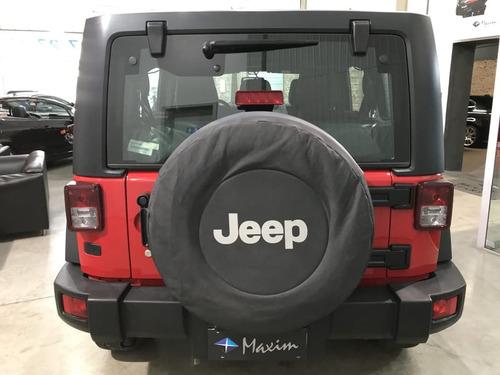 jeep wrangler sport 3.6 v6 284cv 2014