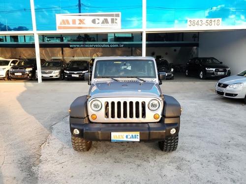 jeep wrangler sport 3.6 v6 4x4 2014 impecável todo revisado