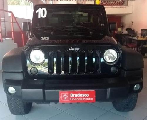 jeep wrangler sport 3.8 - 2010 - automatico