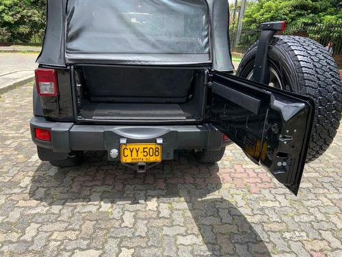 jeep wrangler sport 4x4 mecanico full