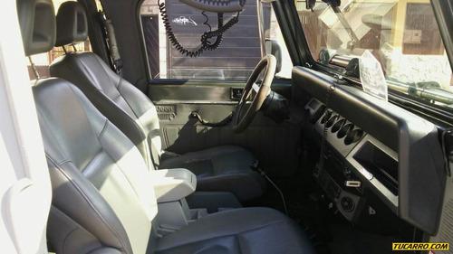 jeep wrangler sport 4x4 - sincronico