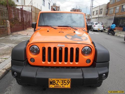jeep wrangler sport aa 3.6 3p