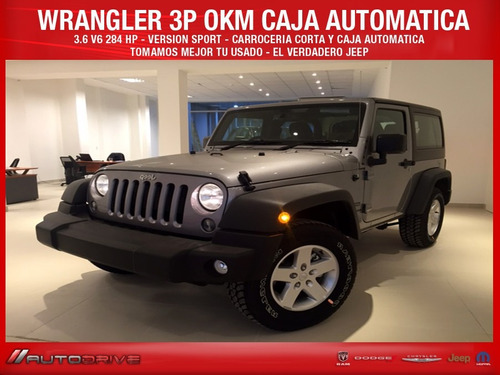 jeep wrangler sport at5(willy)