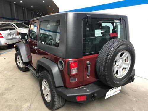 jeep wrangler sport autodrive
