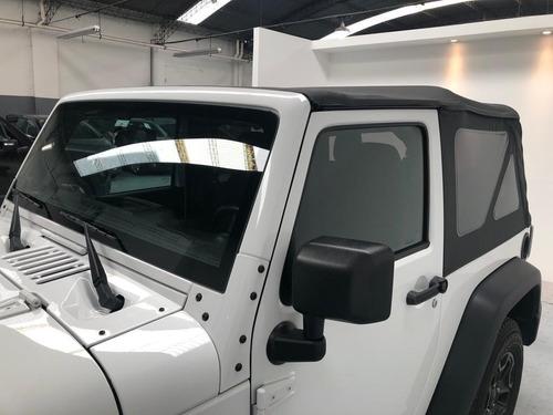 jeep wrangler sport manual 3.6 v6  284 hp 2015