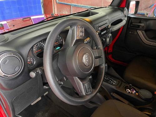 jeep wrangler sport modelo 2018