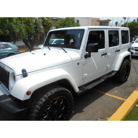 Jeep Wrangler Sport Unilimited 4x4 At. 2014