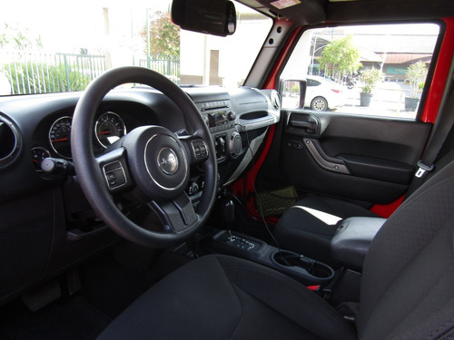 jeep wrangler sport unlimited  at 3600cc aa