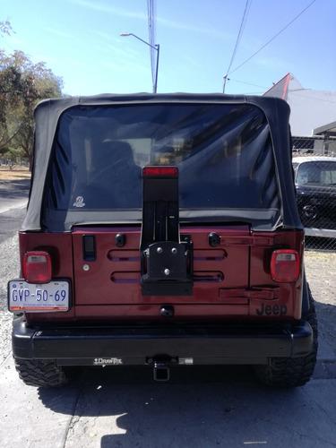 jeep wrangler techo lona at 1998
