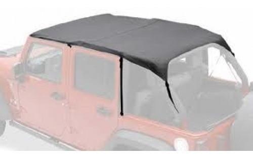 jeep  wrangler techo lona bikini