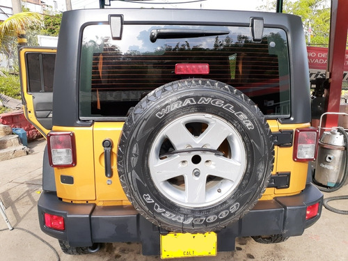 jeep wrangler unilimited jk4x4