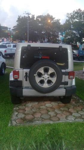 jeep wrangler unlimited 4 puertas 2016