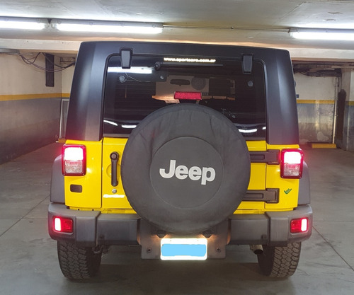 jeep wrangler unlimited 4x4 2009