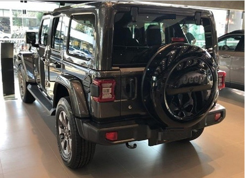 jeep wrangler unlimited overland 4p 4x4 at8  2.0tb 0km2020