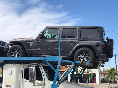 jeep wrangler unlimited rubicon 3.6 4x4 at 2019