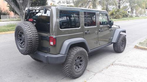 jeep wrangler unlimited rubicon jk 4x4 2016