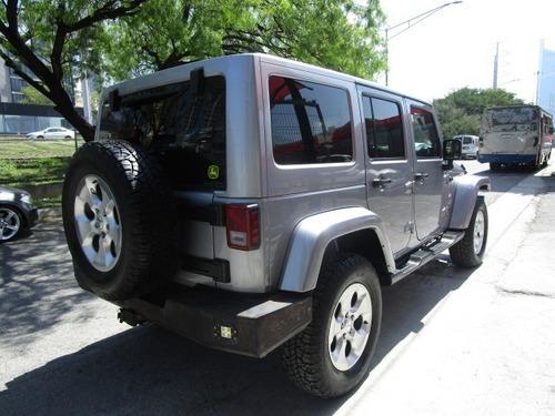 jeep wrangler unlimited sahara 2015