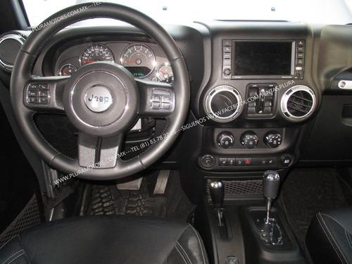 jeep wrangler unlimited sahara 2017 4x4 gps dvd $669,000