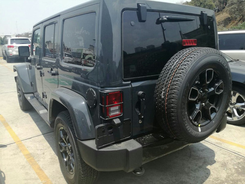 jeep wrangler unlimited sahara 4 ptas smoky mountain  2017