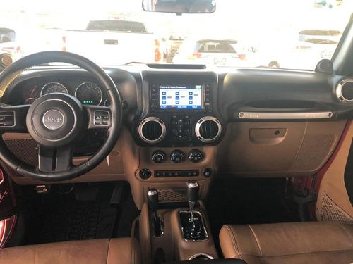 jeep wrangler unlimited sahara 4x4 2012
