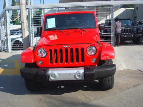 jeep wrangler unlimited sahara 4x4