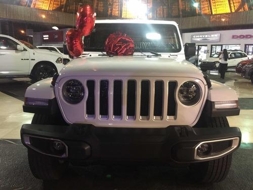 jeep wrangler unlimited sahara jl 3.6l 4x4 at 2019