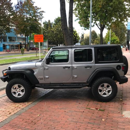 jeep wrangler unlimited sport 2.0 turbo 2020