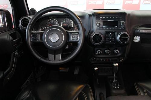jeep wrangler unlimited sport 2014 preto gasolina