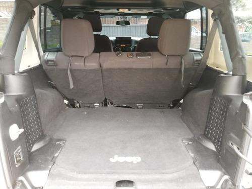 jeep wrangler unlimited tp 3600cc 4x4