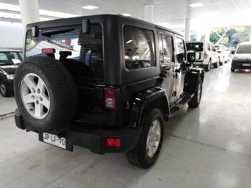 jeep wrangler unltd sahara 2.8 aut