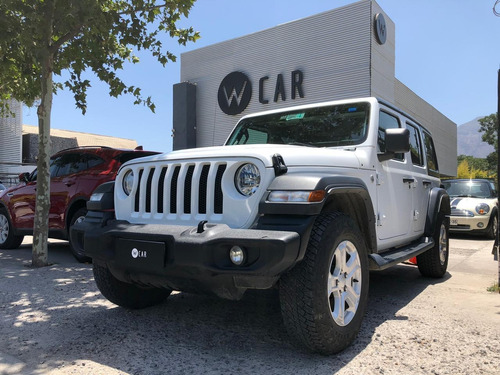 jeep wrangler unltd sport 4x4 aut 2019