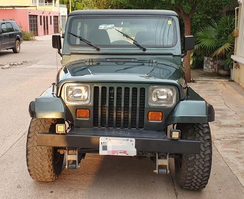 jeep wrangler wrangler 4x4 yj