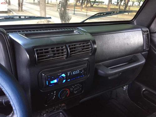 jeep wrangler wrangler automático