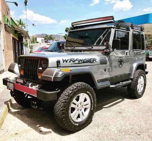 jeep wrangler wrangler yj