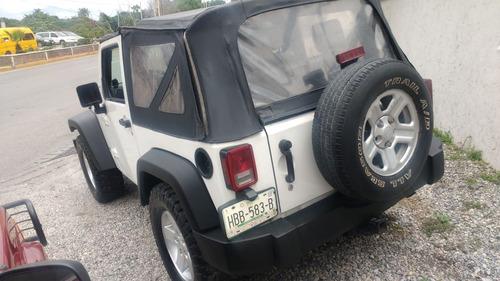 jeep wrangler x base 6vel aa 4x4 mt 2007