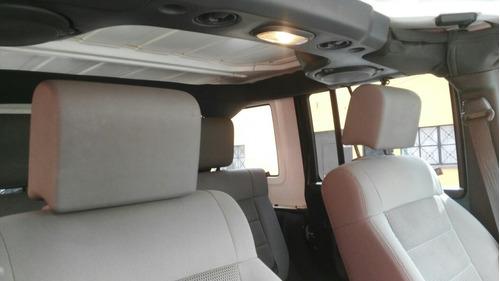 jeep wrangler x sahara unlimited 4x4 at 2008