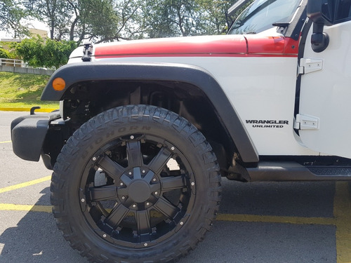jeep wrangler x unlimited 4x2 at 2010