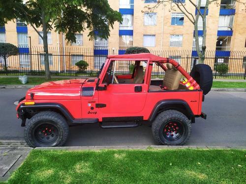 jeep wrangler yj modelo 88