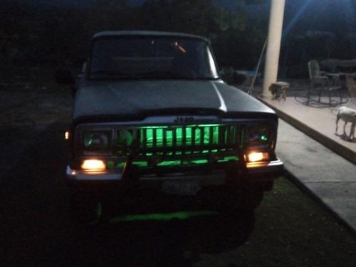 jeep wuagone 1981