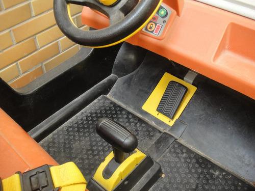 jeep,infantil,eletrico 12v.ate 12 anos,2 lugares,c/ pneus ac