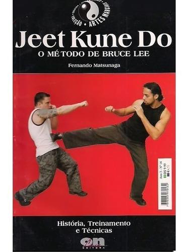 jeet kune do   artes marciais   bruce lee - leia descrição