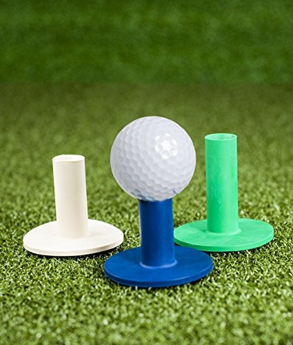 jef world of golf gifts and gallery, inc. tees de goma