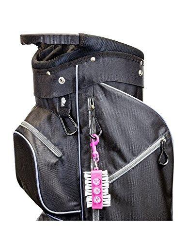 jef world of golf regalos y galería, inc. pink tee caddy